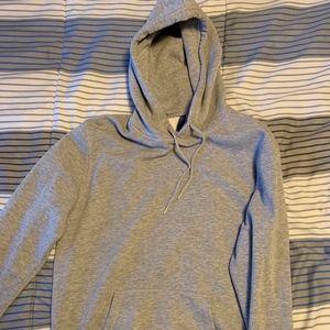 H&M Sweaters - H&M Gray Hoddie